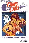 Cover to Young Liars #1