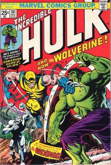 wendigo vs wolverine vs hulk