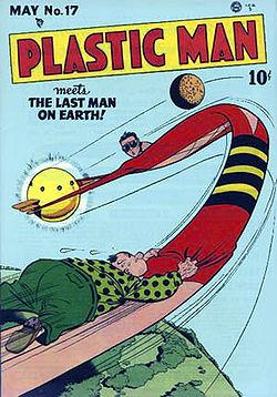 plastic-man
