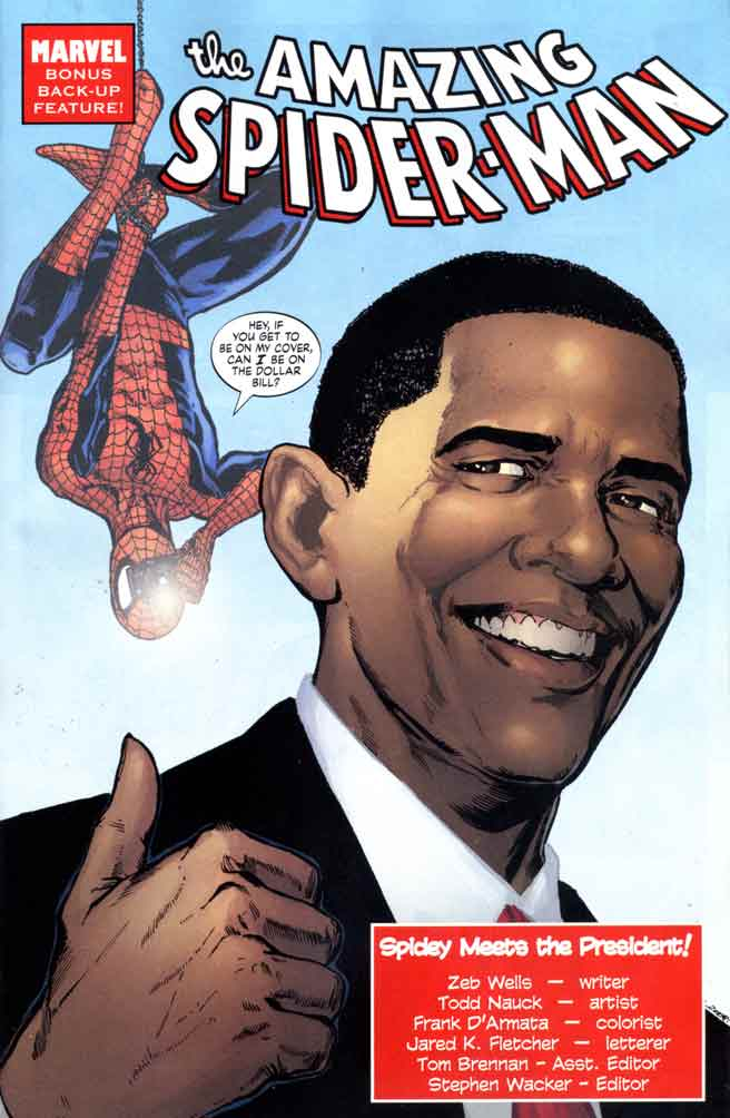 spider-manobama