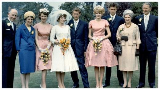 1960 Wedding Theme Ideas