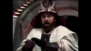Brian Blessed expresses how everyone involved must have been feeling by this point