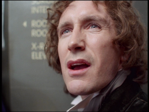 Paul McGann. Not counting