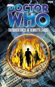 Cover of The Adventuress Of Henrietta Street