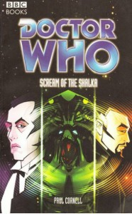 cover to Scream of the Shalka
