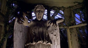 scary scary weeping angels coming to get you