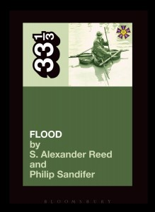 Cover of the 33 1/3 book on Flood