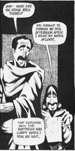image from Cerebus 15