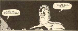image from Cerebus 18