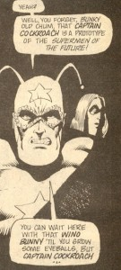 image from Cerebus 21