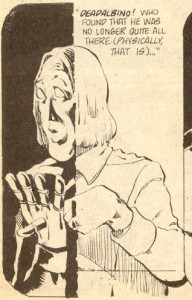image from Cerebus 22