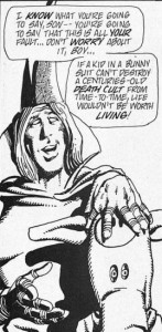 image from Cerebus 7