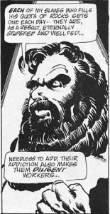 image from Cerebus 9
