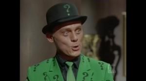Frank Gorshin as The Riddler