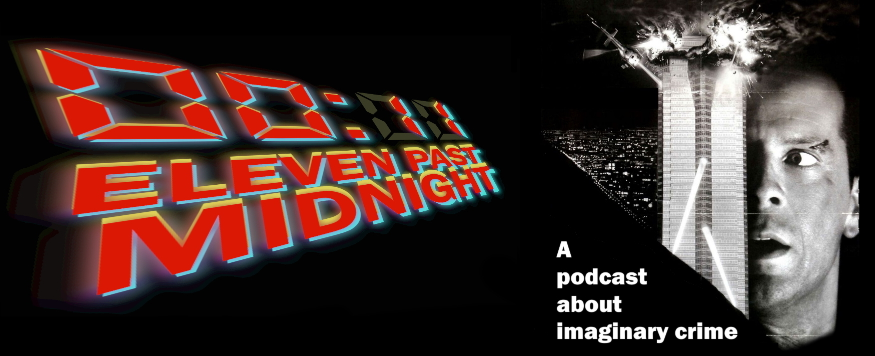 Eleven Past Midnight podcast - episode 1