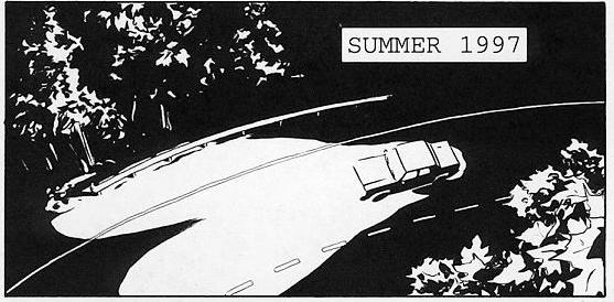 The opening panel to Stray Bullets number 1