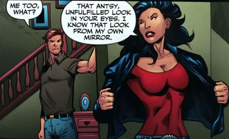 donna troy expressing herself 2
