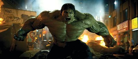 cgi hulk shouting