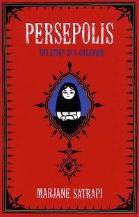 the cover to persepolis