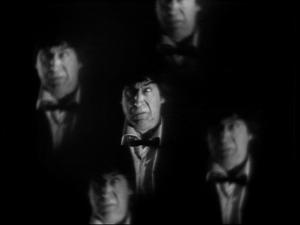 The Second Doctor regenerates