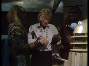 Ogrons and Daleks and Doctors, oh my!