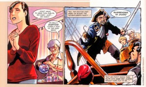 preview image from Doctor Who Magazine