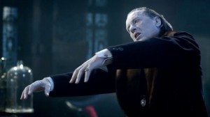 This is a slightly livelier performance than in Scream Of The Shalka