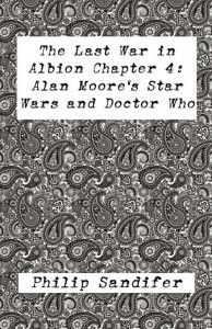 Cover of The Last War In Albion vol 4