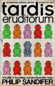 cover of TARDIS Eruditorum vol 4