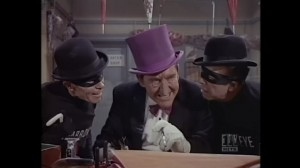The Penguin, Sparrow, and Hawkeye