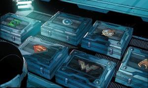 Batman Justice Leage contingency plan