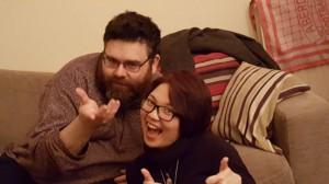 Me and Dan