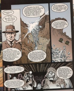 This piece will not argue that Grant Morrison bounding so much of himself up in working for DC comics is the cause of all worldly horror, but if you want to put the share for a fair pile of what's wrong with the world on capitalism, alienation and extractionism then I'm not going to get in your way!