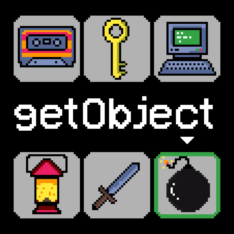 getobject podcast logo
